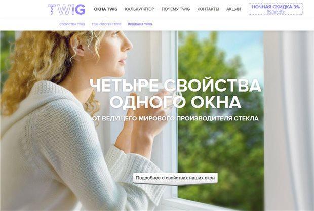 Пример 3. Компания TWIG