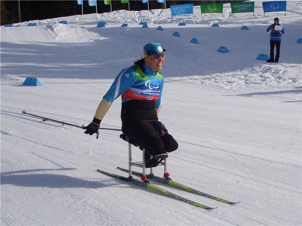 Параолимпийские игры-6