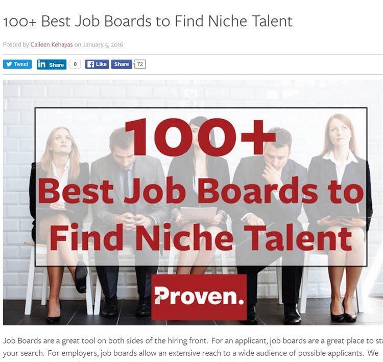 100+ лучших онлайн-бирж труда для поиска нишевых специалистов