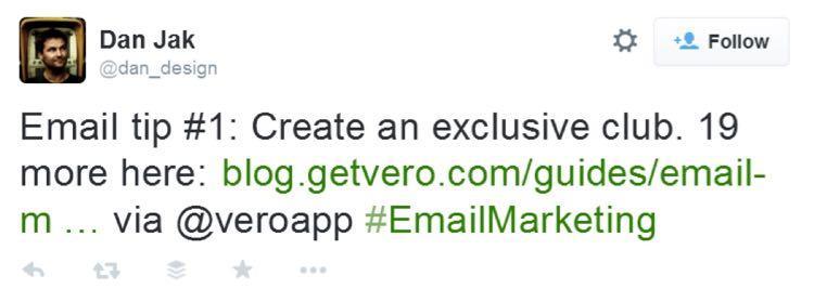Благодаря кнопке кликнуть, чтобы затвитить поделиться постом в Twitter очень просто, и поэтому многие это сделали: