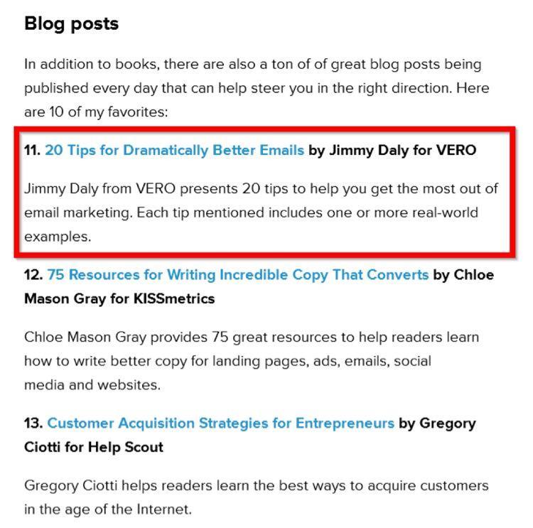 Среди них упоминания на таких авторитетных новостных сайтах, как Entrepreneur…