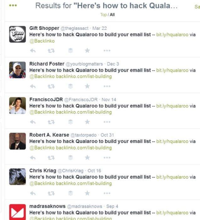И львиная доля этих твитов появилась благодаря моим кнопкам «затвитить»