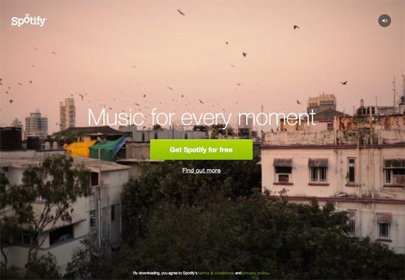 Spotify после редизайна