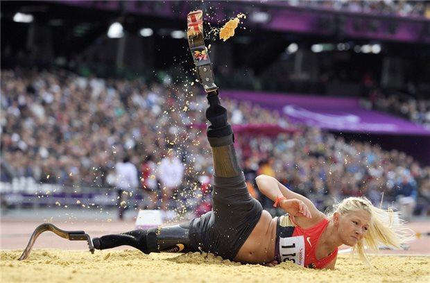Параолимпийские игры-1