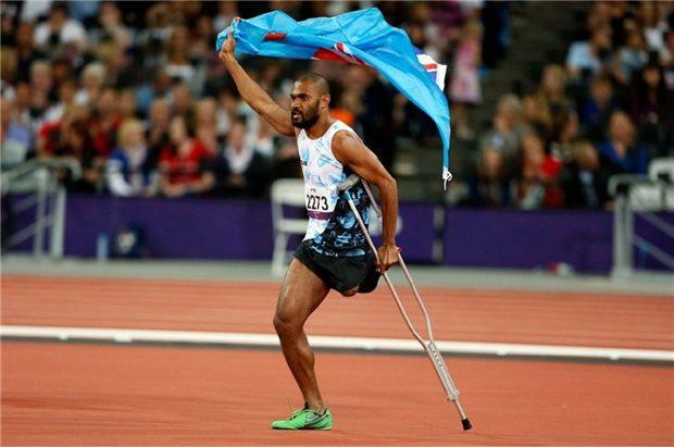 Параолимпийские игры-2