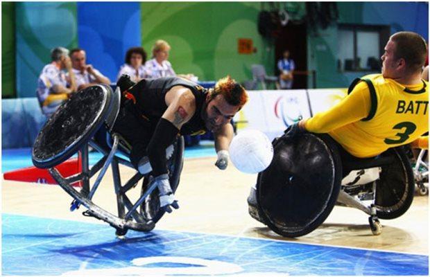 Параолимпийские игры-4