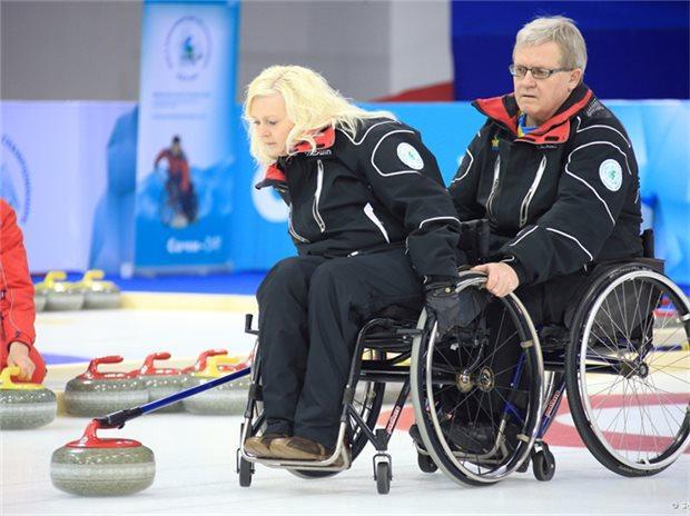 Параолимпийские игры-5