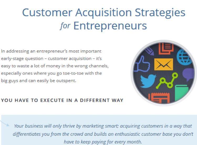 Взгляните на Стратегии привлечения клиентов для предпринимателей от HelpScout