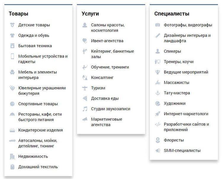 Каким бизнесам подойдет ВКонтакте