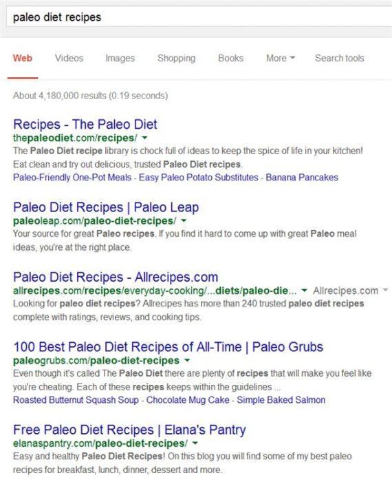 И гугл показал вам список блогов, в которых раскрывается нужная вам тема
