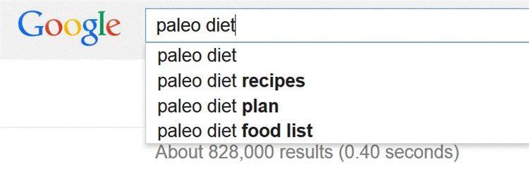 Можно также использовать Google Suggest, чтобы узнать еще больше ключевых слов