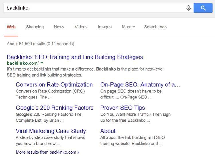 Если вы гуглите название своего бренда, вы наверняка видите свой сайт на первом месте в поисковой выдаче