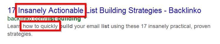 Например, вот как выглядит мой пост о создании базы email-подписчиков в поисковой выдаче Google